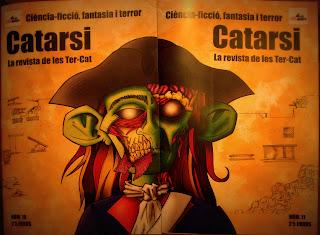Els números 10 i 11 de la revista Catarsi