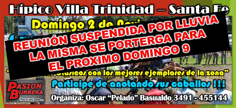 VIILA TRINIDAD - 2 DE NOVIEMBRE