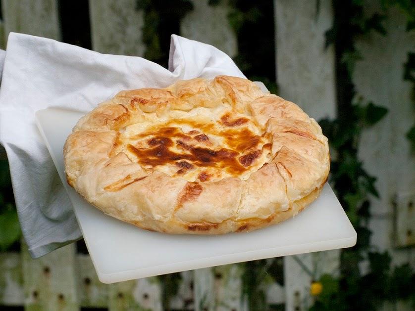 tarte salée, ricotta, tarte salée à la ricotta, sicile, tarte sicilienne, tarte italienne