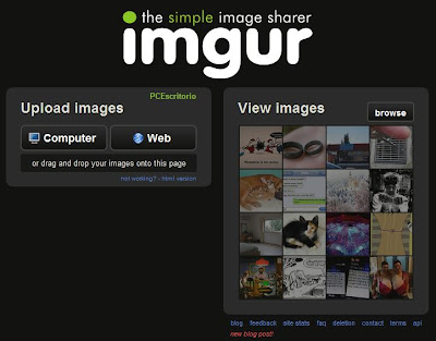Almacenar imágenes gratis