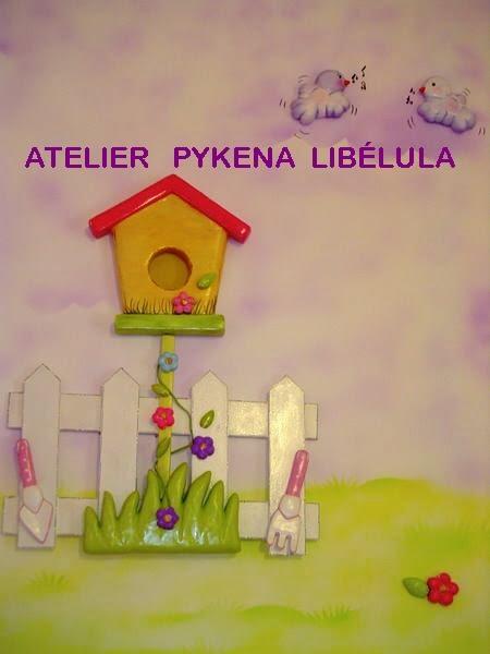 BEBÊ PYKENA LIBÉLULA