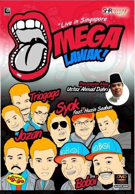 MEGA LAWAK (2012)