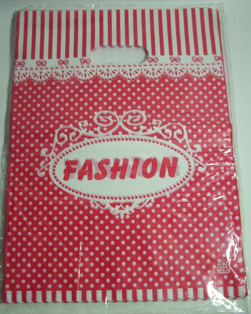 Fancy Plastic Bag ukuran 25 x 35 cm