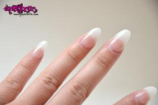 stiletto nokti 010 zaobljeni,spicasti nokti