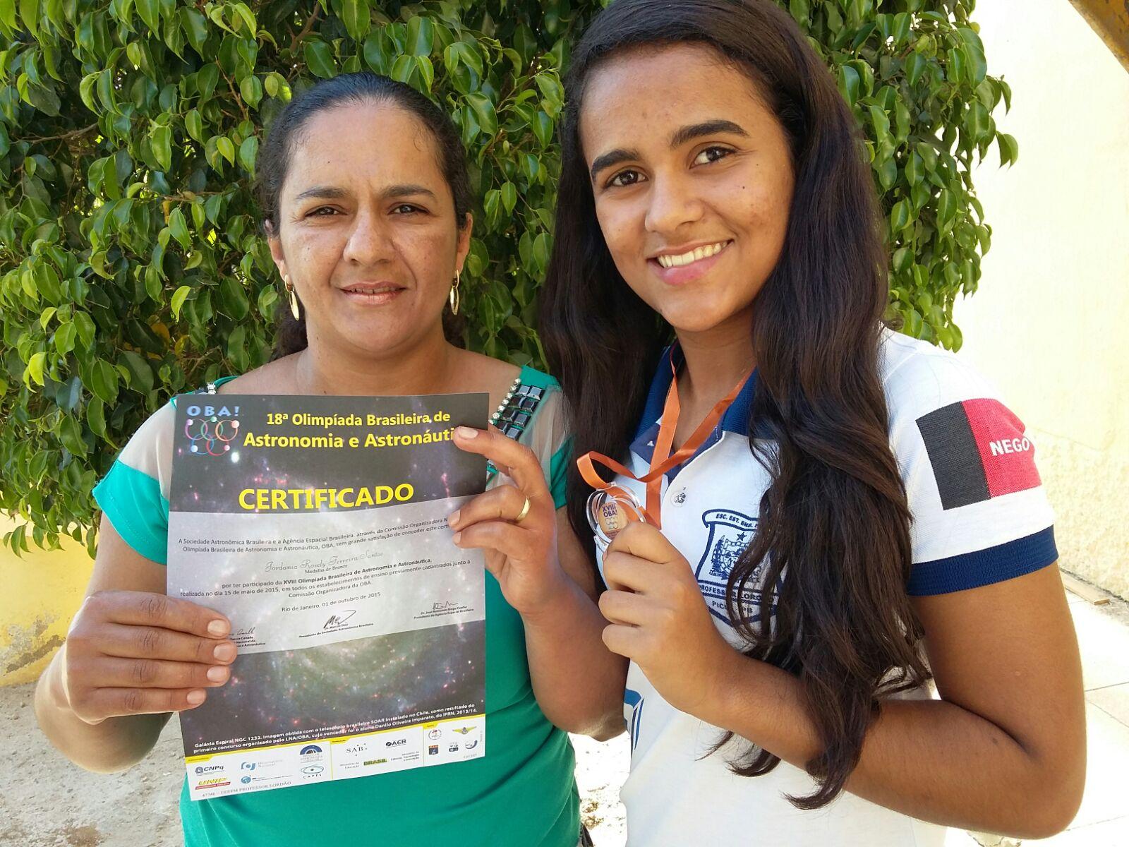 Olimpíada Brasileira de Astronomia - OBA