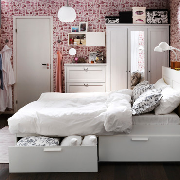 Helenas enkla vardag deppardag - Ikea lit avec tiroir de rangement ...