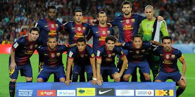 Clasificación Clubes Enero 2013
