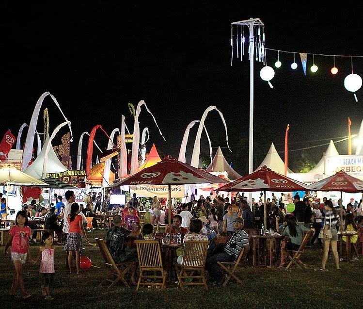 Sanur Village Festival 2013 - Night