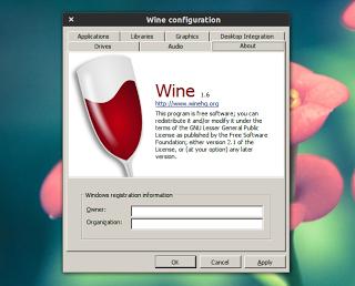 Instalar wine 1.6 en Ubuntu, jugar ubuntu wine, juegos con wine 1.6,