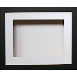 Modern Deep Box Frames - Keepsakes