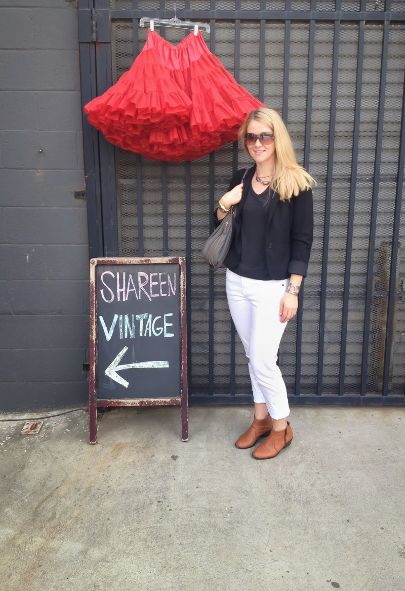 Shareen's Vintage in Los Angeles | Luci's Morsels