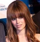 model rambut Fringe