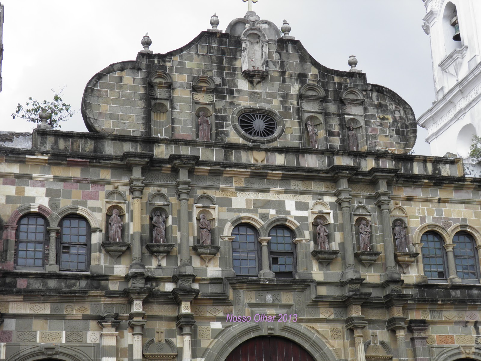 NOSSO OLHAR: Panamá- Casco Viejo / Panamá - Old Town