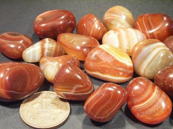 Batu Akik Lapis Sardoniks
