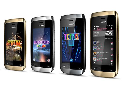 Spesifikasi dan Harga Nokia Asha 310
