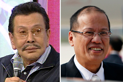 Erap and PNoy weighs on their candidates