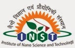 Scientist recruitment in INST Mohali Sep-2014