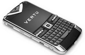 Vertu Constellation Quest is the first Vertu with a QWERTY keyboard
