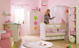 dicas de Decoração para Quarto de Bebê Feminino