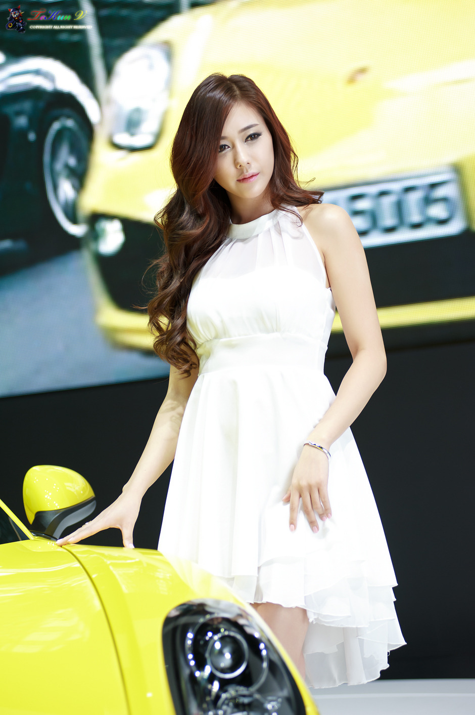 xxx nude girls: Kim Ha Yul - Sexy Mechanic