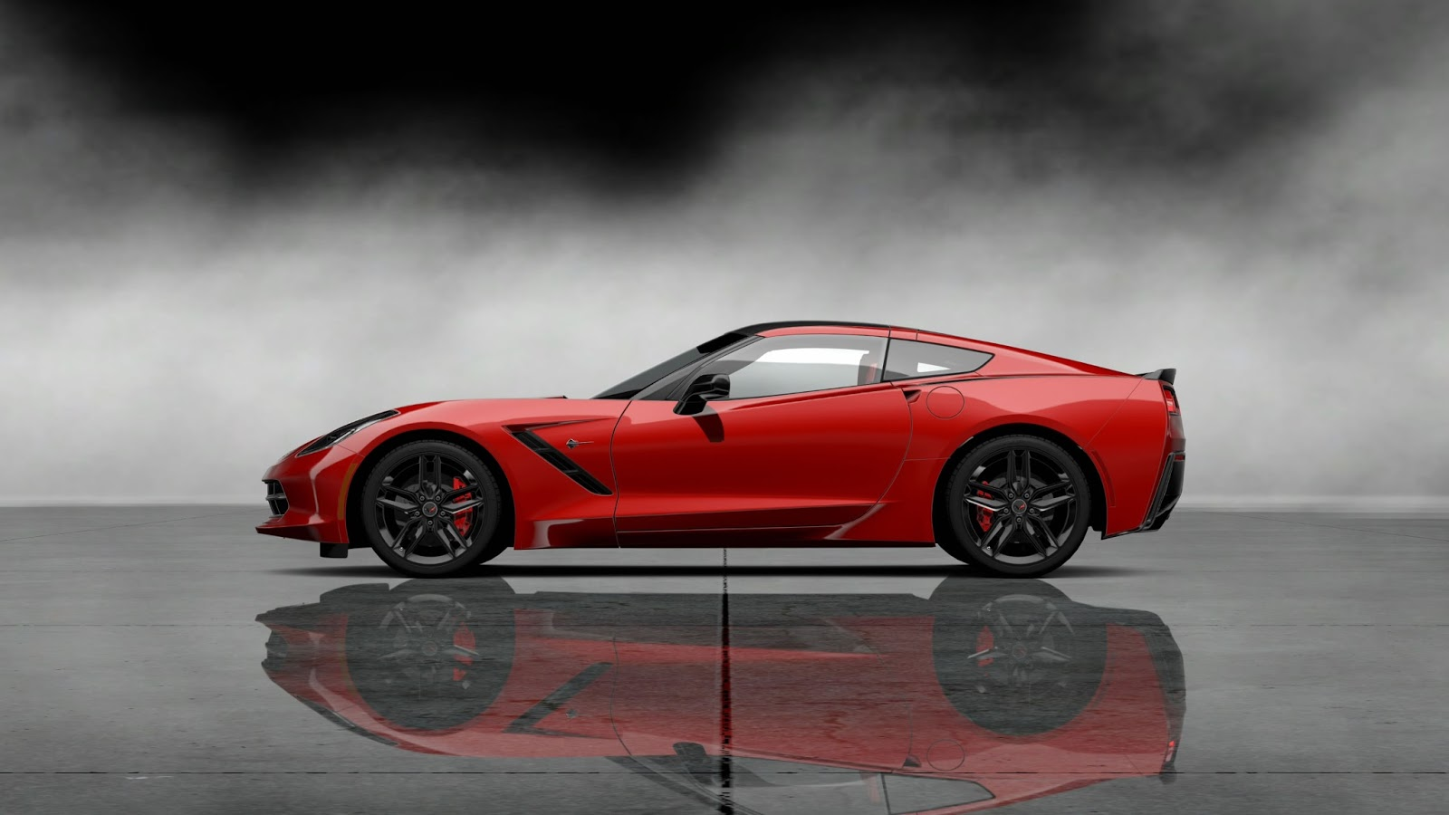 2014 Chevrolet Corvette Stingray Most Fuel Efficient Sports Car