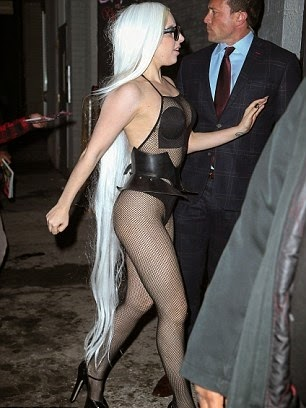 Lady Gaga Slim Body