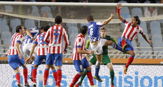Prediksi Granada vs Athletico Madrid 19 November 2012