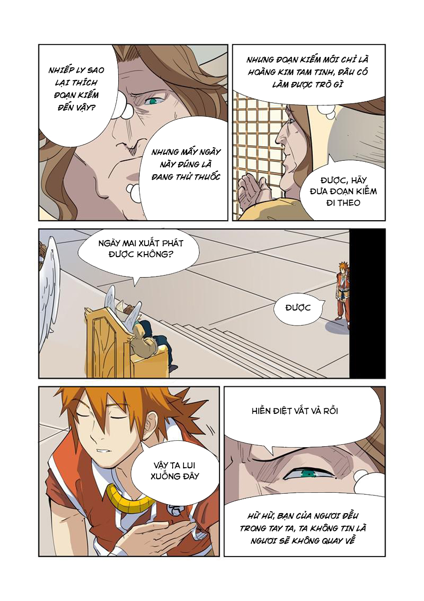 Tales of Demons and Gods chap 160 page 5 - IZTruyenTranh.com