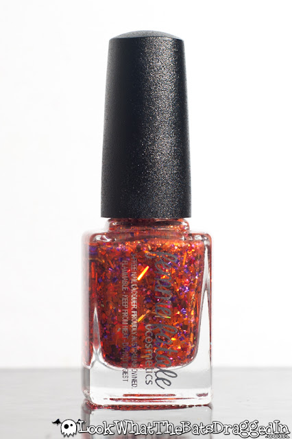 Femme Fatale Tricky Treats nail polish swatch