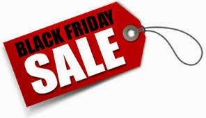 20% Black Friday discount at Foil Play this weekend!