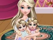 Frozen Elsa Twins Care