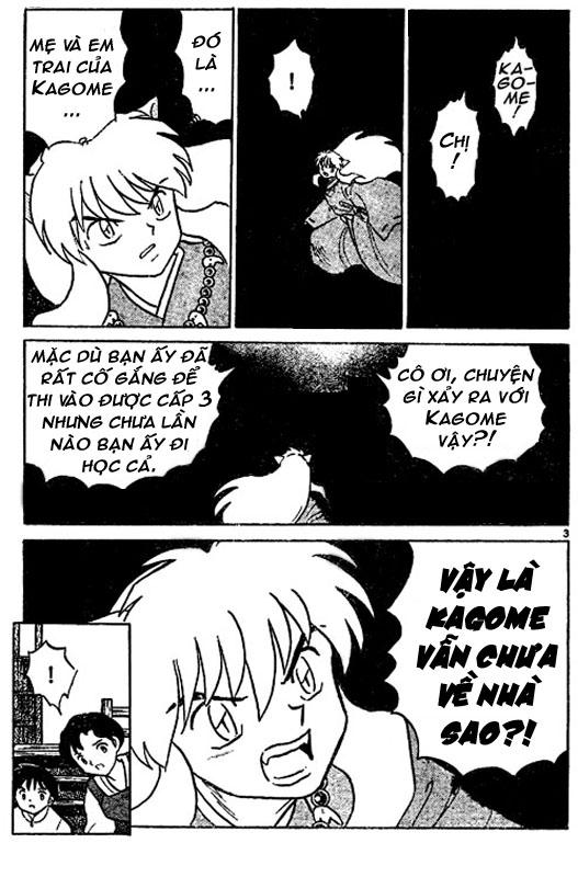 Inuyasha-Khuyển Dạ Xoa-Bản Đẹp chap 522 Trang 4