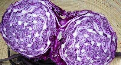 Μωβ λάχανο