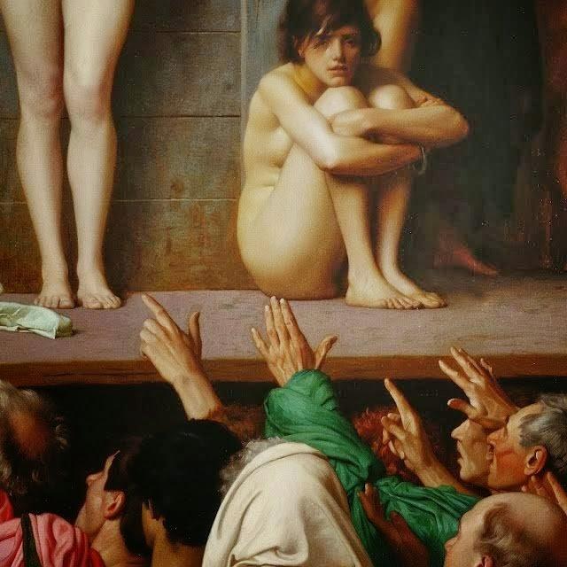 Men slave tube