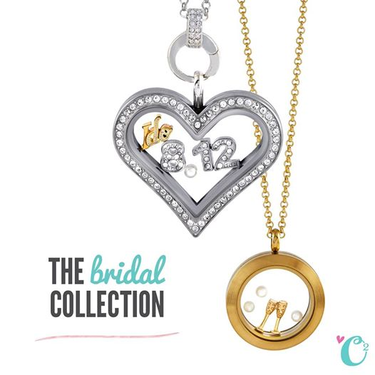 Introducing Origami Owl Bridal Collection | Shop Storied Charms.com