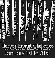 Harper YA Imprint Reading Challenge Wrap Up!