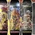 Iron Maiden no seu skate - banda lança novo produto