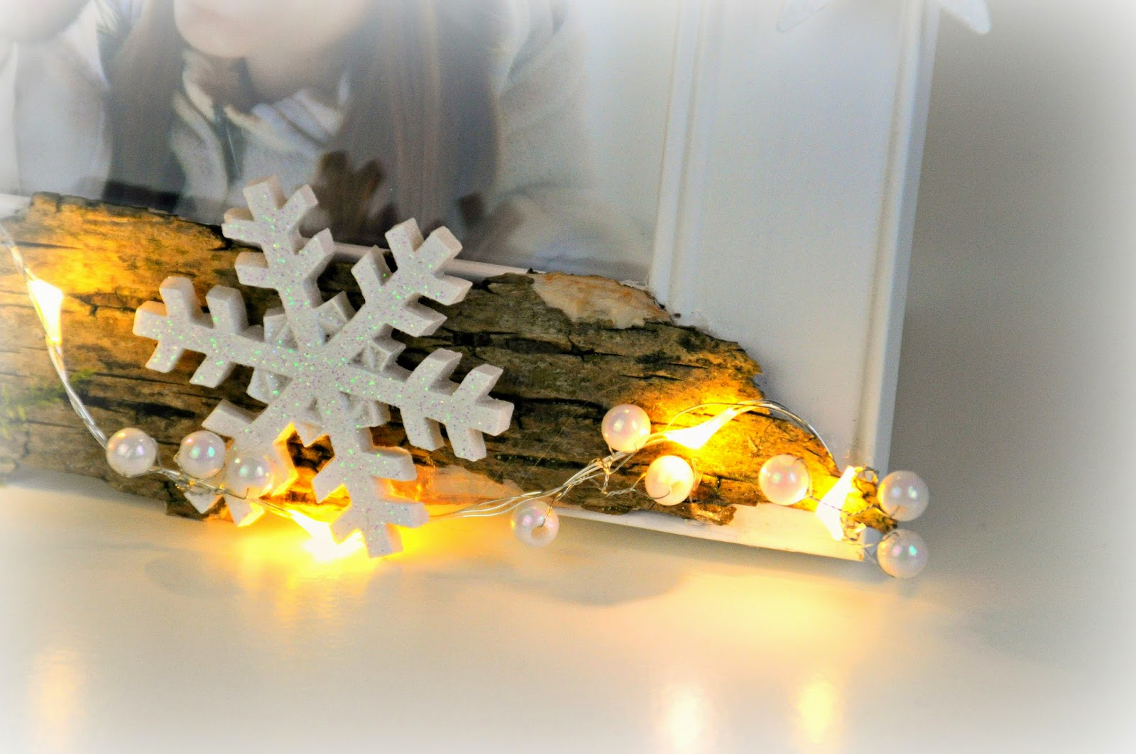 Christmas Gift Idea: DIY Picture Frame with LED-Lights | Pure Power ...