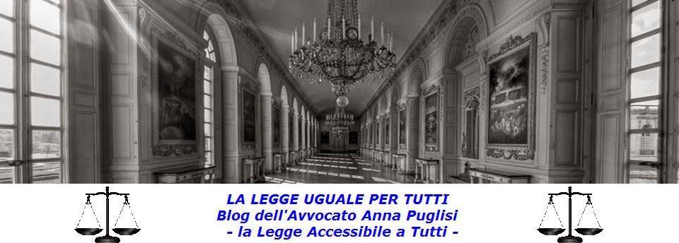 http://www.laleggeugualepertutti.wordpress.com