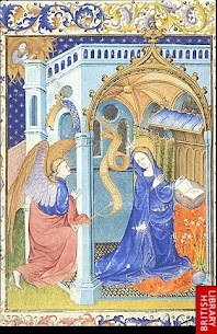 The Joyful Mysteries – The Annunciation, Part III – In the Garden