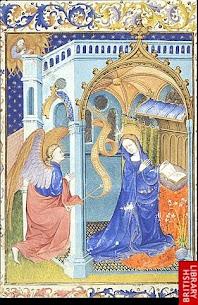 The Joyful Mysteries – The Annunciation, Part III – In the Garden