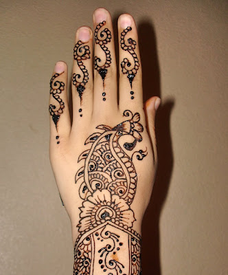 stylish mhendi designs 2013 pics photos pictures images henna kids mehndi designs easy 331x400