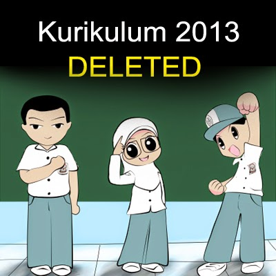 Kurikulum 2013 SD/SMP/SMA/SMK Dihentikan oleh Mendikbud