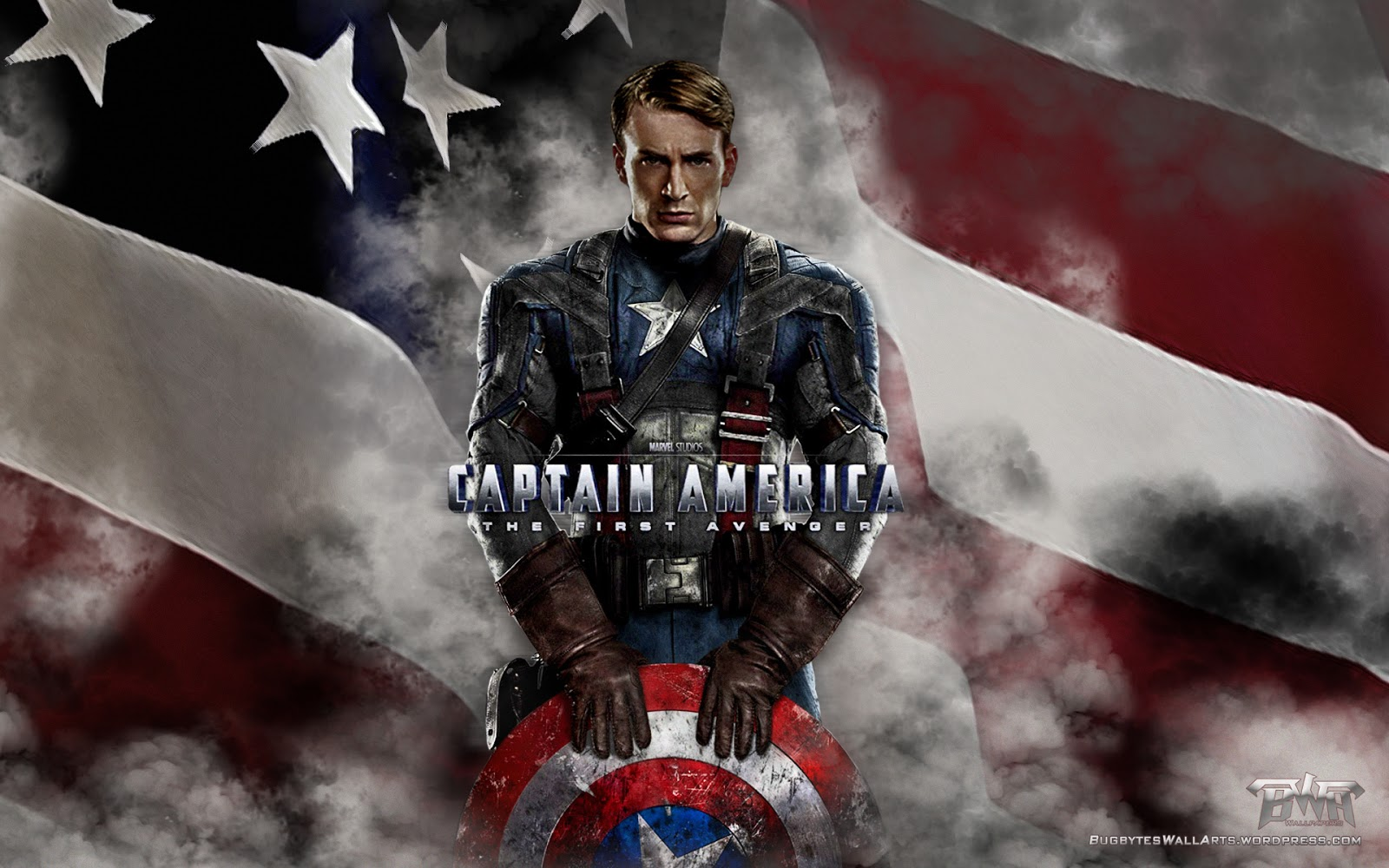 Captain America  HD Pics for Mobile