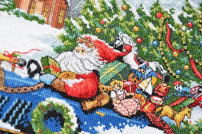 Dimensions 08707 - Roadster Santa - Экипаж Санты; Граф Ольга