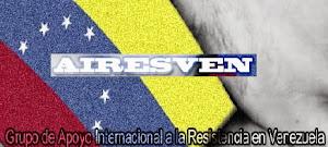 Visita el Grupo Internacional de Apoyo a la Resistencia en Venezuela