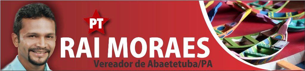 Vereador Raí Moraes