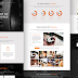Vision One Page Multipurpose Muse Template