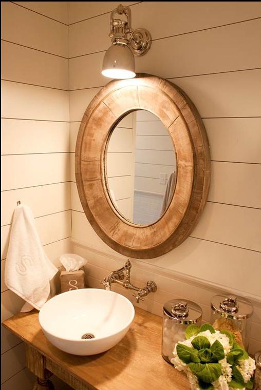 Delorme designs nautical bathrooms for Estilos de banos modernos