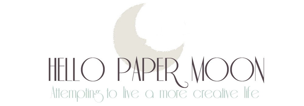 Hello Paper Moon